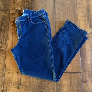 Loft modern Straight Jeans